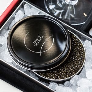 Caviar on the slopes megeve
